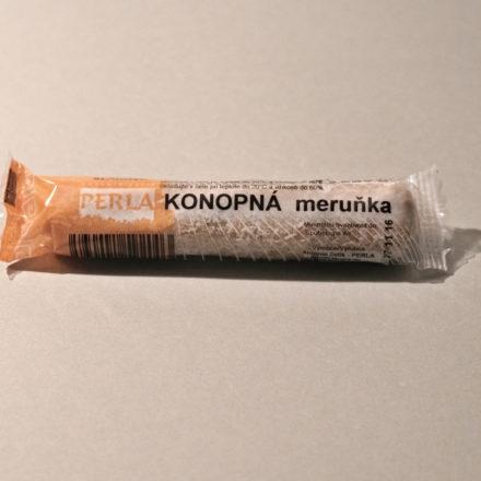Konopná meruňka – bez laktózy
